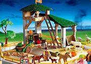 Playmobil Tierpark Streichelzoo 3242
