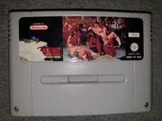 Super Nintendo Pit-Fighter SNES Spiel