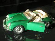 guterhaltene Modelautos