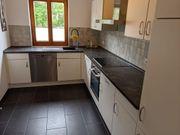 Küche in gutem Zustand für