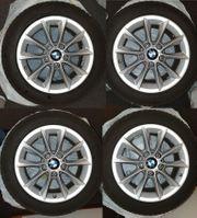 BMW V-Speiche 411 Reflexsilber Winterkompletträder