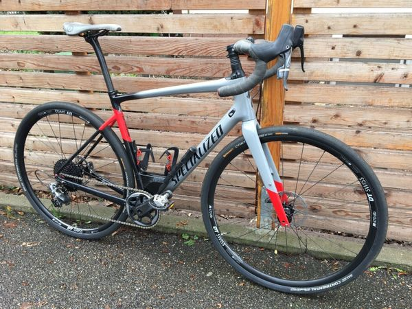 Specialized Diverge Expert Carbon Gravelbike