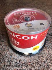 Verkaufe DVD Rohlinge von Ricoh