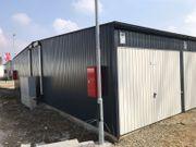 Lagerhalle Produktionshalle 7x20x H3 m