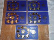 41 Kursmünzensätze in PP inkl-4