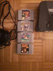 Nintendo 64 4 Spiele 2