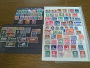 Briefmarken aus der DDR