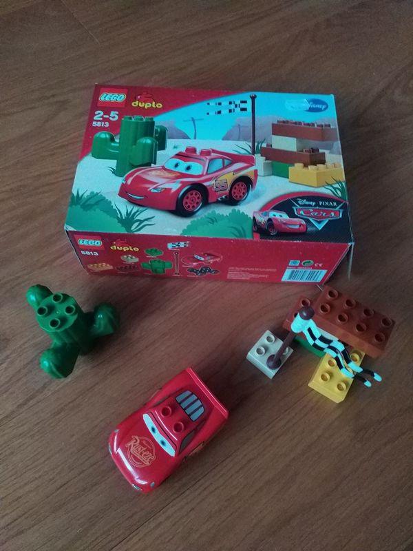 Disney Pixar Cars - Lego duplo