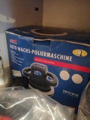Auto Wachs-Poliermaschine