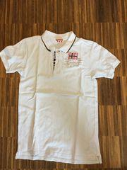 Poloshirt für Jungen Napapijri hellblau