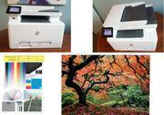 HP LaserJet Pro M277dw TOP