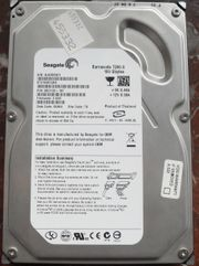 Seagate BarraCuda 7200 9 ST3160812AS