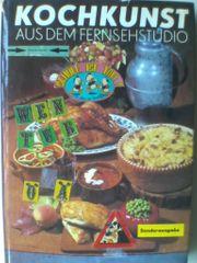Kochbuch - Kochkunst aus dem Fernsehstudio - Sonderausgabe