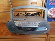 Sony Radio mit CD und