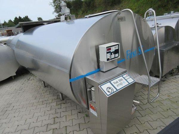 Milchkühltank Milchtank mit 4 000