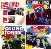 ROLLING STONES 3 CD S