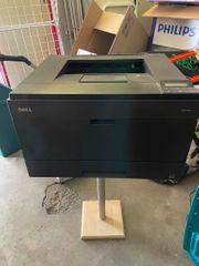 Dell Laserdrucker LAN Fähig