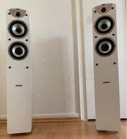3 Dynavoice Lautsprecher mit 100Watt