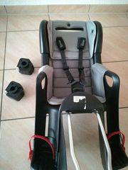 Fahrrad Kindersitz mit 2 Halterungen