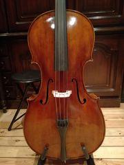 Alte Geige - Bratsche - Cello 78