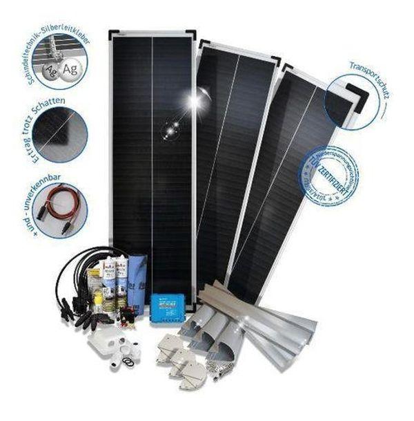 240W PERC Schindel Solaranlage für