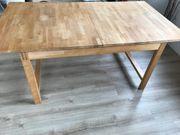 Eichenesstisch von IKEA zu verkaufen