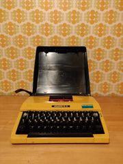 Transportierbare Schreibmaschine Silverette S