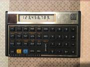 Taschenrechner HP 12 C