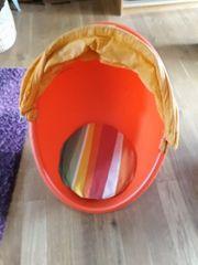 Ikea Dreh-Ei-Sessel Lömsk