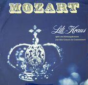 Mozart-Lili Kraus spielt zwei Krönungskonzerte