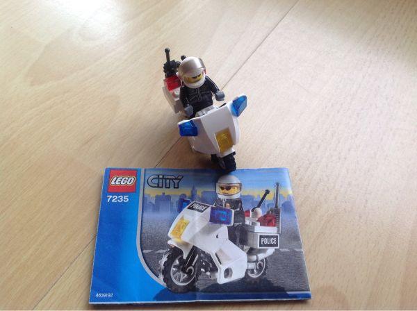 Lego City 7235