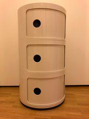 Design-Container Componibili 3 Fächer weiß