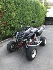 Yamaha Raptor Yfm 700 R