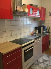 Küchenmöbel und Küchengeräte
