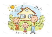 Junge Familie sucht Eigenheim