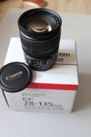 Canon Objektiv Image Stabilizier EF