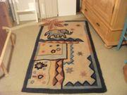 eine sehr schöne teppich-brücke zum