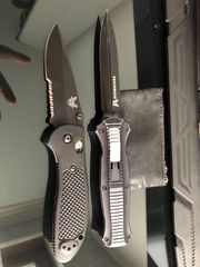 Benchmade Infidel und Benchmade 912SBKD2