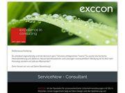 ServiceNow - Consultant m w d
