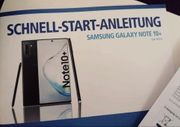 Samsung Galaxy Note 10plus 256