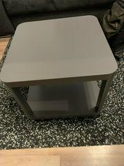 IKEA Tigby Tisch mit Rollen