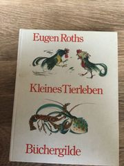 Eugen Roth Kleines Tierleben Büchergilde
