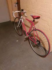 Rennrad aus den 80er