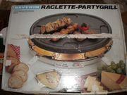 Nagelneuer ungebrauchter Severin Raclette-Partygrill
