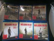 Walking Dead Blu-rays Staffel 1 -