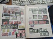 Briefmarken meist Bund u etwas