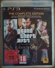 Grand Theft Auto IV Episodes