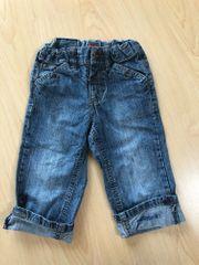 Coole Jeans zum hochkrempeln - Jungs -