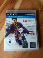PS3 Fifa14