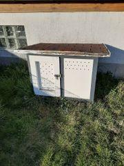 Hundehütte - kleiner Stall - zu verschenken
